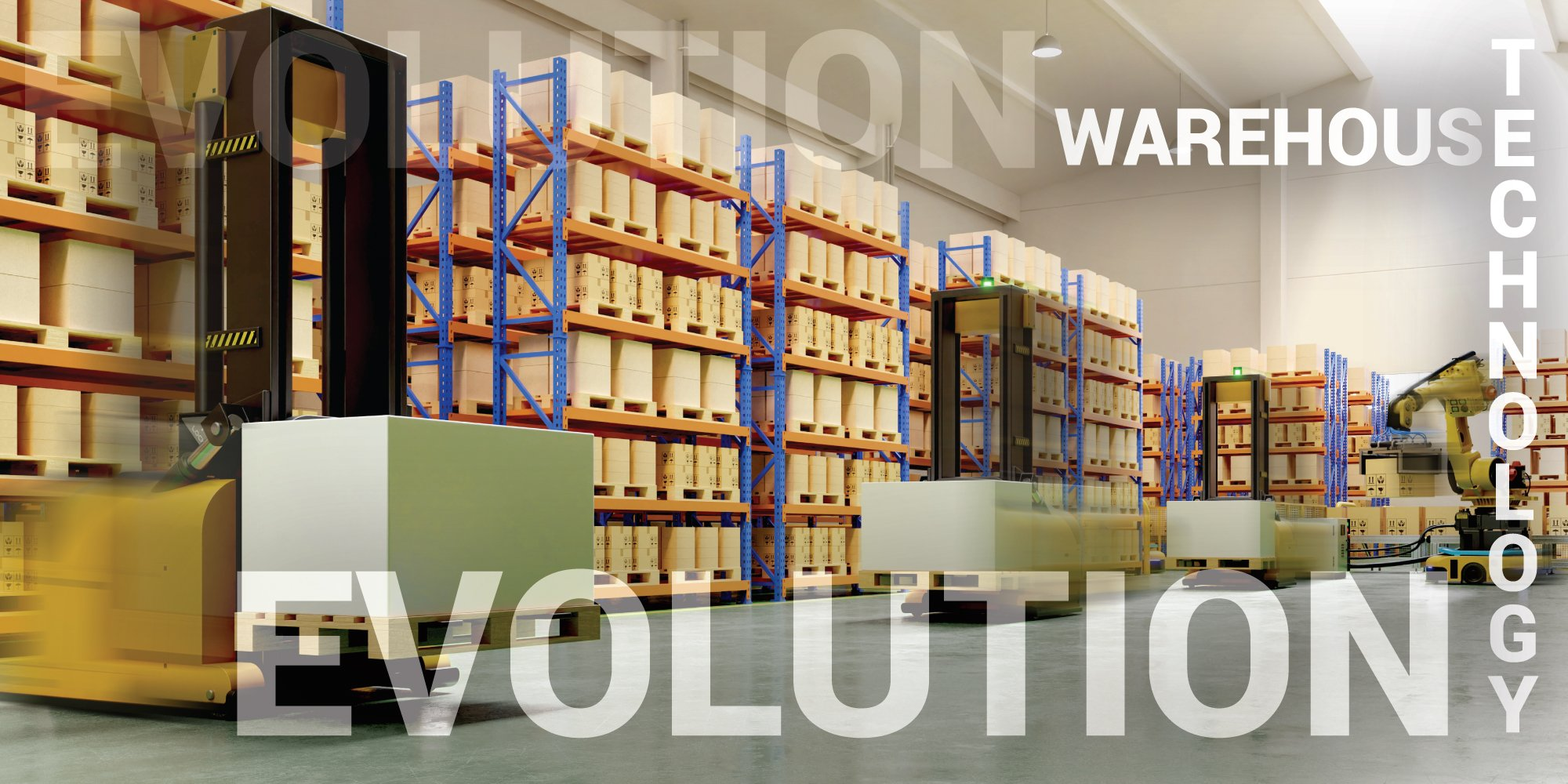 Evolution of Warehouse Technology: A Bright Spot for Stressed Supply Chains